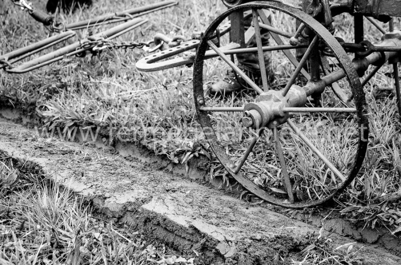 Positionnement de la roue